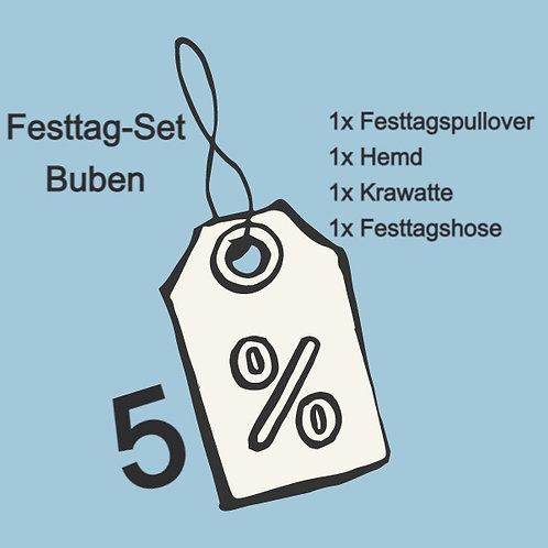 Festtag-Set Buben St. Elisabeth