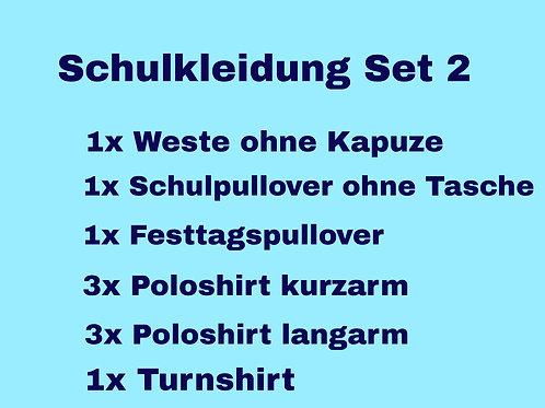 Schulkleidung - Set 2 inkl. 5% Rabatt