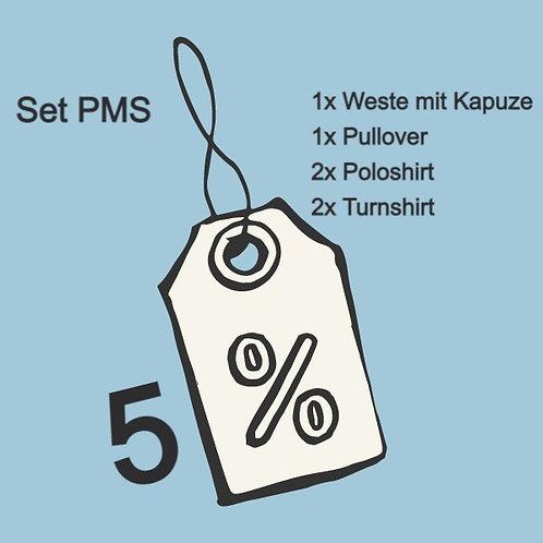 Schulkleidung Set  PMS