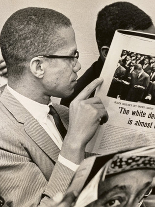 Inverting the Pyramid: A Brief History of The Nation of Islam