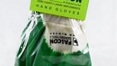 Falcon garden gloves