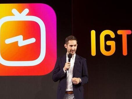 IGTV a Nova Plataforma de Vídeos