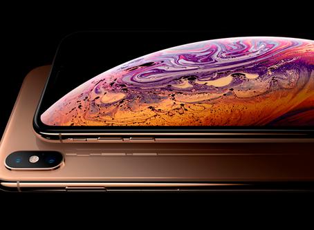 Apple lançou três novos iPhones em 2018