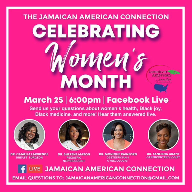 Celebrating Women's Month