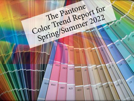 pantone goes bright(ish) in 2022