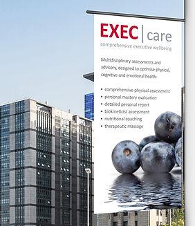 Banner fr EXEC|Care