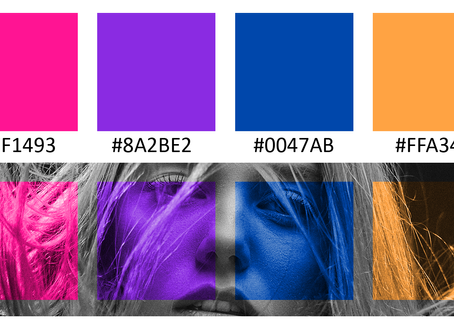 FORECASTING 2020 COLOR TRENDS
