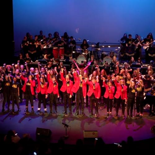 Woodcroft College - The Arts Showcase Livestream