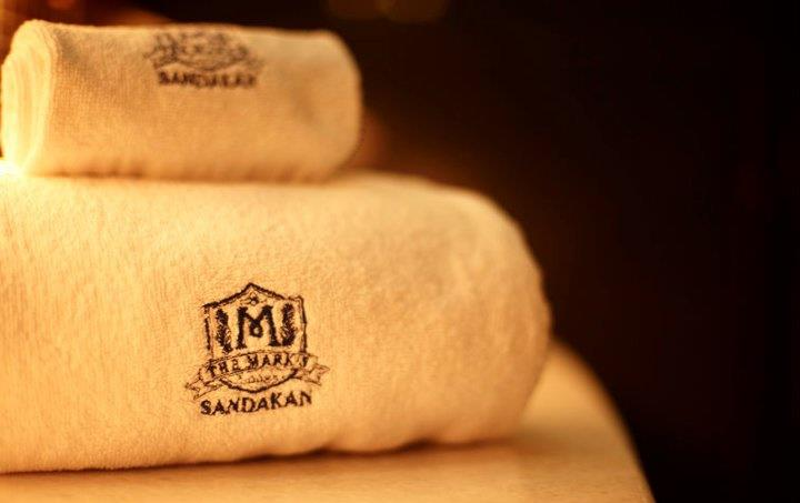 marks lodge towel