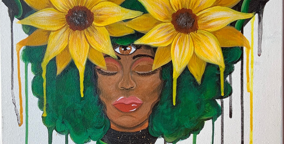 Let her flowers bloom
