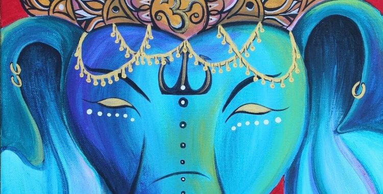 Ganesha: Peace & Patience