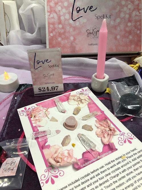 Spell Kit for Love