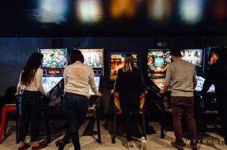 GALLERY   Quarters Arcade Bar