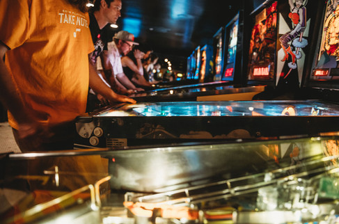 Did We Mention We Love Pinball?