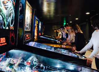 Woo! Check out cityhomeCOLLECTIVE's blog post about Quarters Arcade Bar!