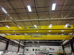 Top Running Double Girder Overhead Bridge Crane