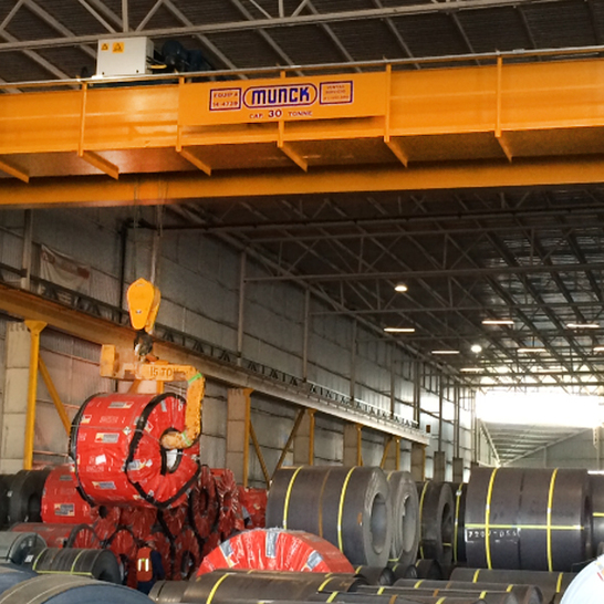Munck Cranes Scrap Yard Attachment, Custom Attachment, Bundle Grab