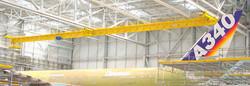 Munck Overhead Cranes Hanger Crane, Airline Crane, Multiple End Truck Hanger Crane, Aeronautical Mat