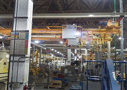 Munck Cranes Monorail System