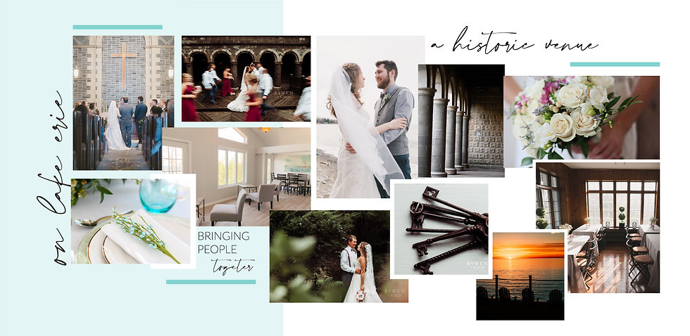 Beach Glass Estates- Erie Wedding Venue