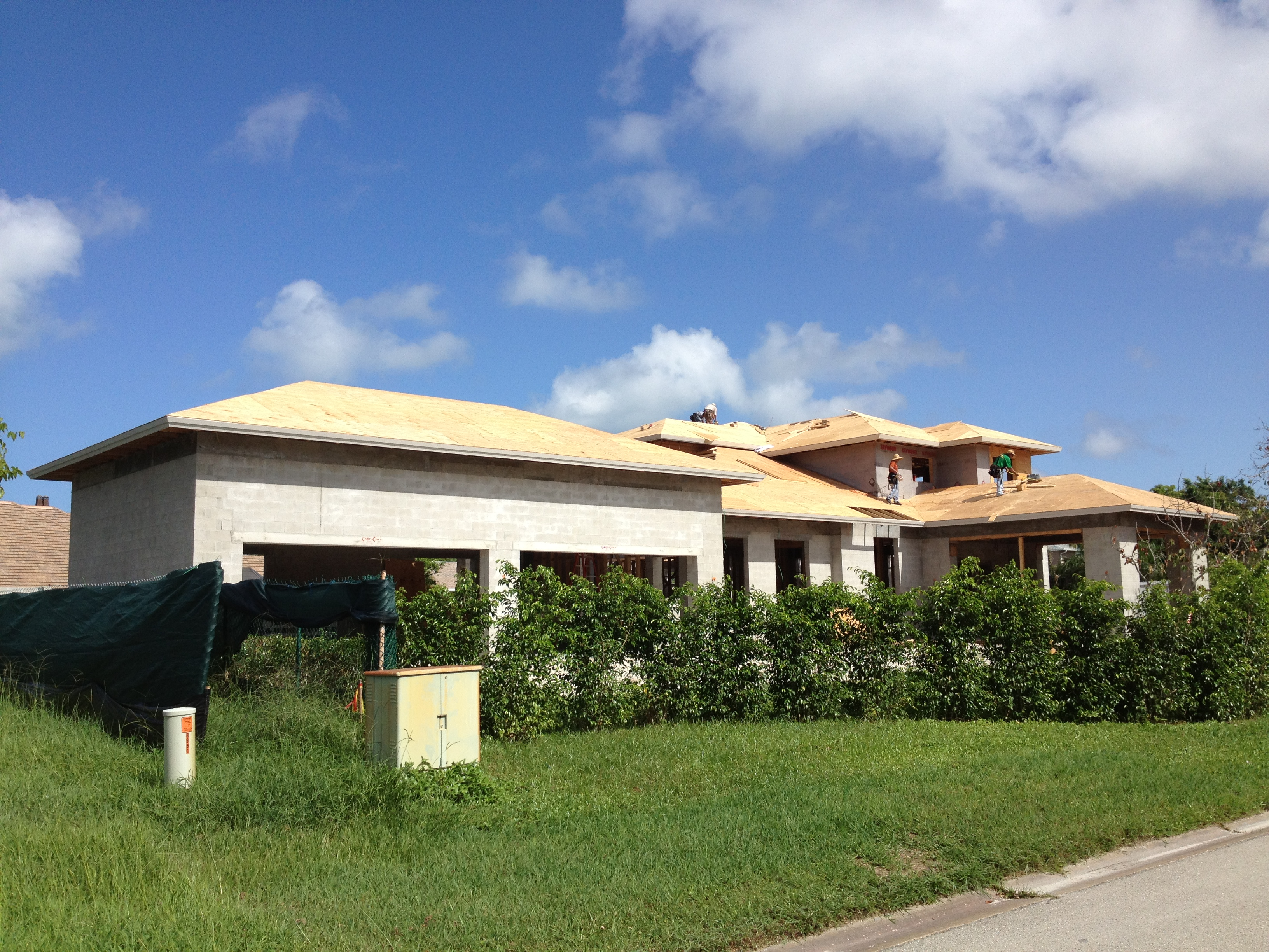 Hinspeter Roofing Naples Florida Roofer Port Royal