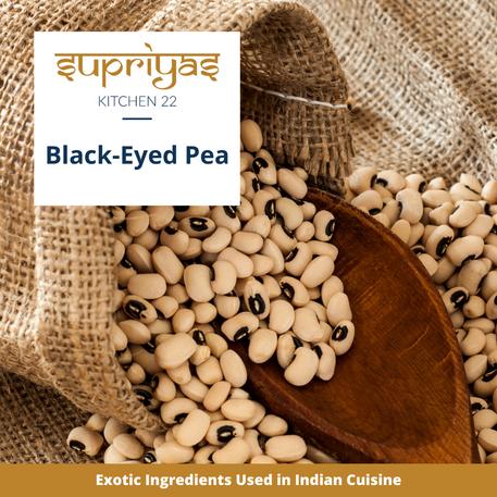 Exotic Ingredients: Black Eyed Pea