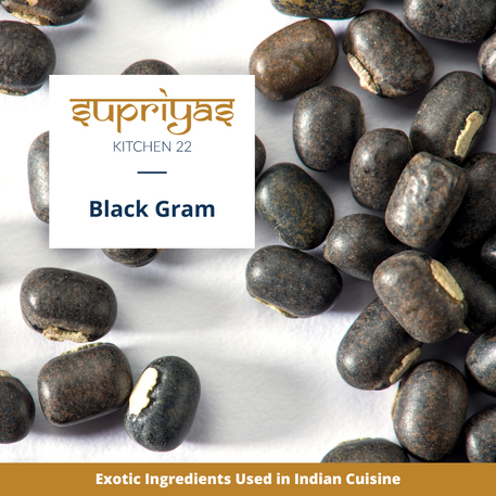 Copy of Exotic Ingredients : Black Gram