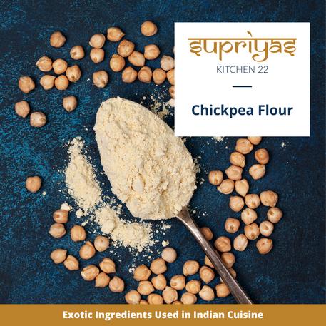 Exotic Ingredients : Chickpea Flour