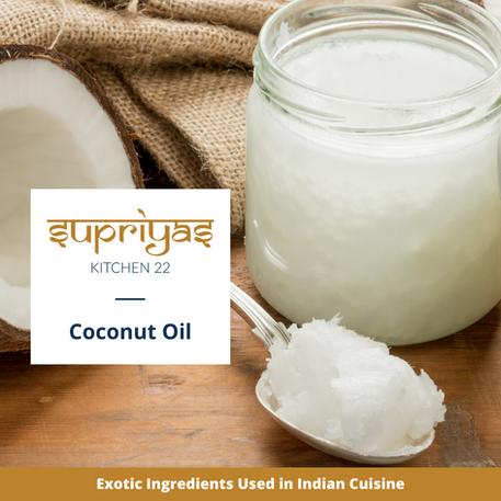 Exotic Ingredients : Coconut Oil