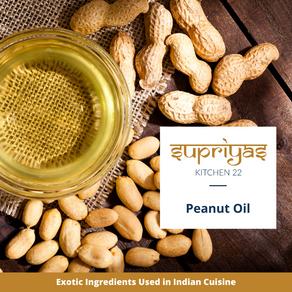 Exotic Ingredients : Peanut Oil