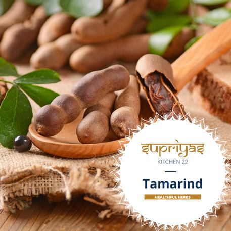 Healthful Herbs: Tamarind