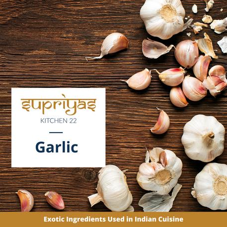 Exotic Ingredient: Garlic
