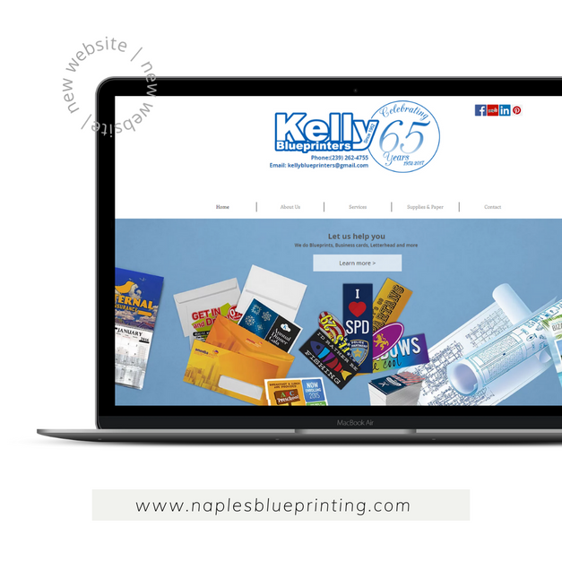 Kelly Blueprinters