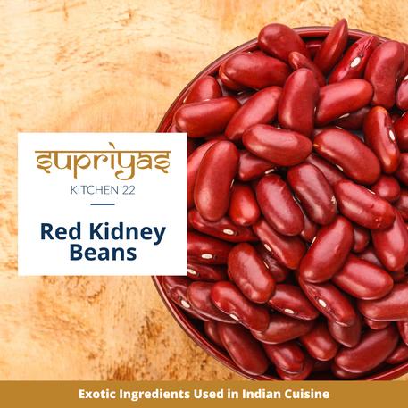 Exotic Ingredients: Red Kidney Beans