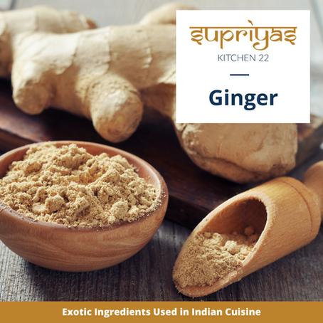Exotic Ingredient: Ginger