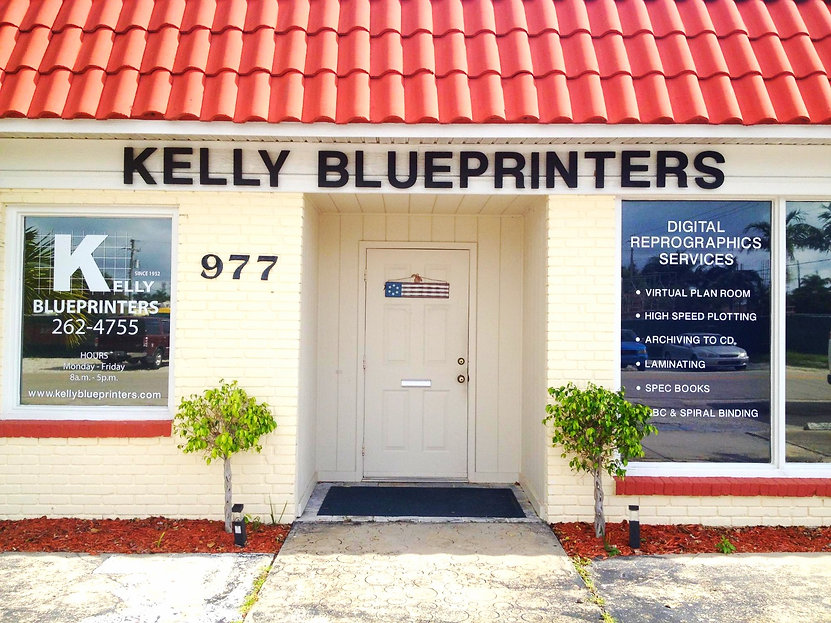 Kelly Blueprinters Naples Florida
