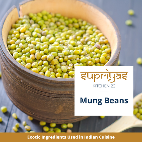 Exotic Ingredients: Mung Beans