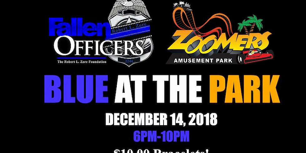 Support the Blue at Zoomers