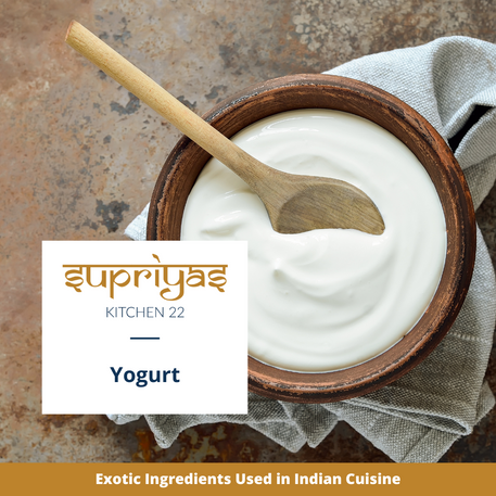 Exotic Ingredients : Yogurt