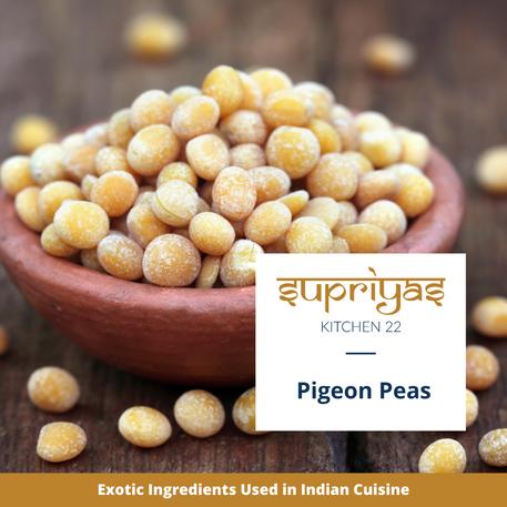 Exotic Ingredients : Pigeon Peas