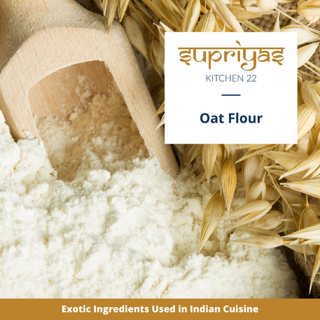 Exotic Ingredients : Oat Flour