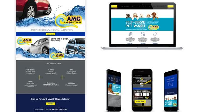 AMG Car & Pet Wash