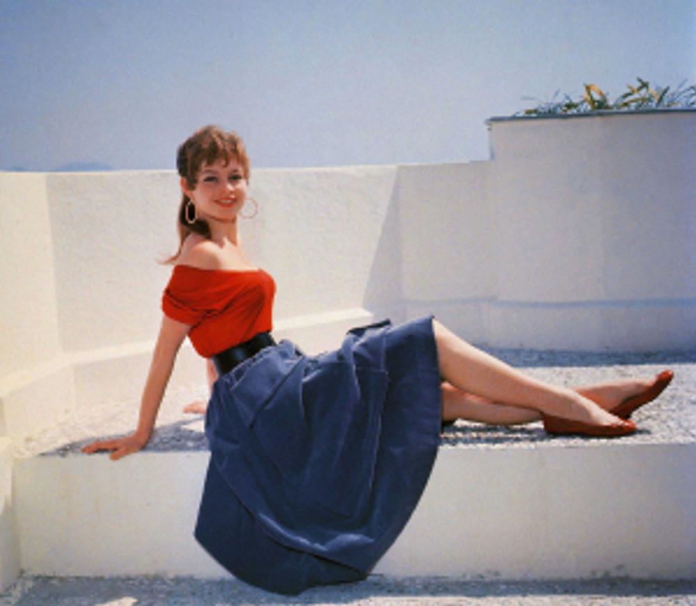 Birgitte Bardot 1953 - Ballerine sexy
