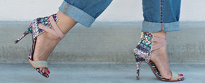 shoes ronde