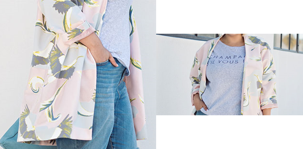 Manteau H&M - Pull Forever21