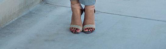A qui appartient ces sandales?