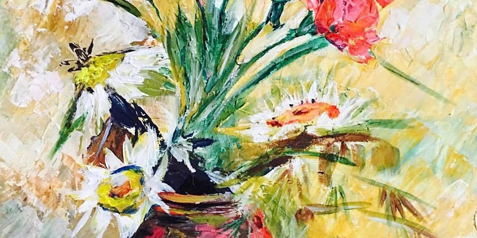 Palette Knife Painting Class