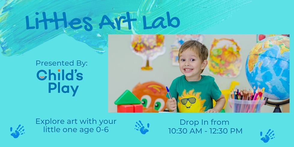 Littles Art Lab
