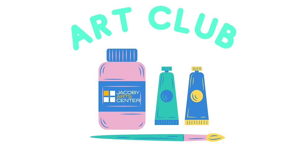 TUESDAYS FREE ART CLUB