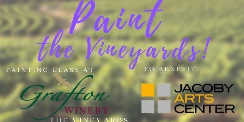 Painting Class at Grafton Vineyards